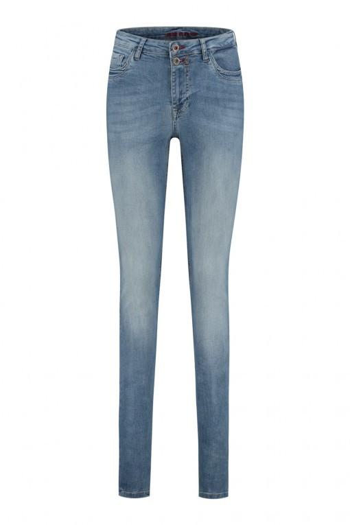 Cross Jeans Melissa - Dark Blue Destroyed