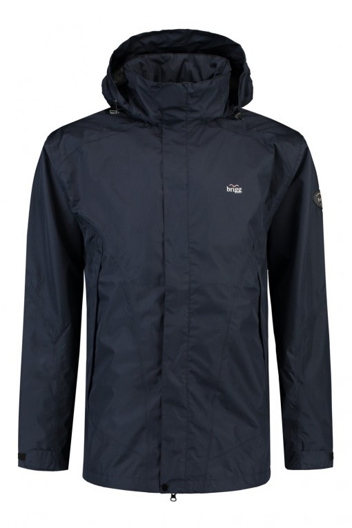 Brigg Outdoor Jacke - Navy