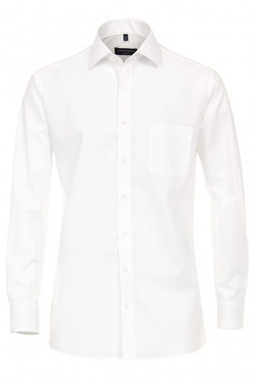 Casa Moda modern fit overhemd - Wit