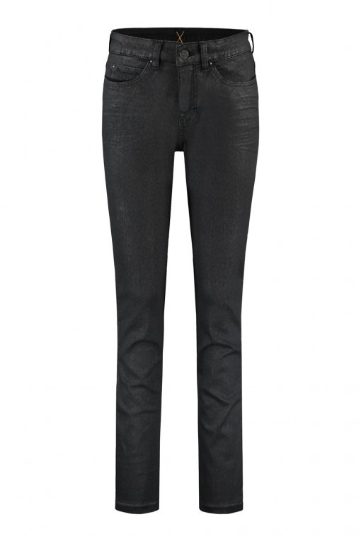 MAC Jeans Dream Skinny - Black Leo