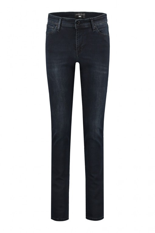 Cross Jeans Anya - Dark Blue - Lengtemaat 36
