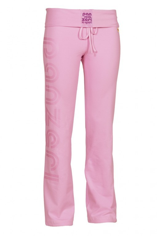 Panzeri Gym Sporthosen Pink