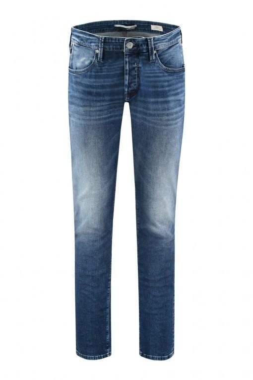 Mavi Jeans Yves - Mid Indigo Ultra Move