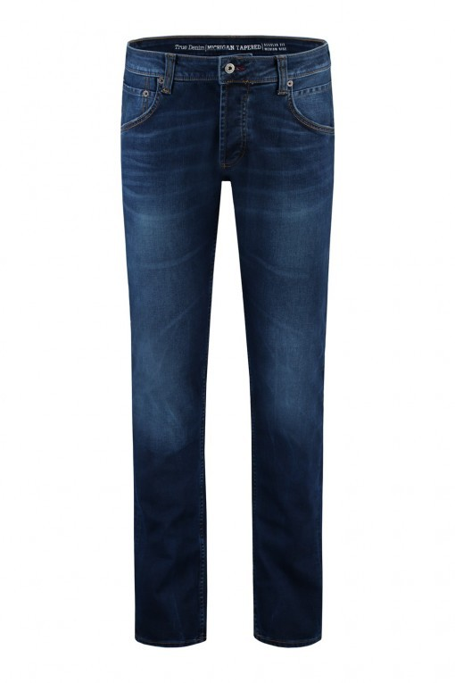 Mustang Jeans Michigan Tapered - Rinse
