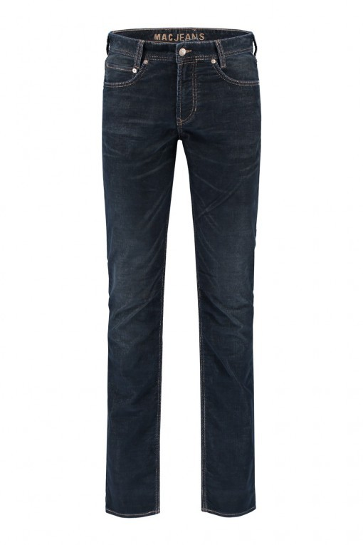 MAC Jeans - Arne Pipe Corduroy Midnight Blue
