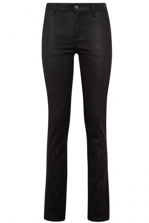 Mavi Jeans Nicole Zip - Black Leo