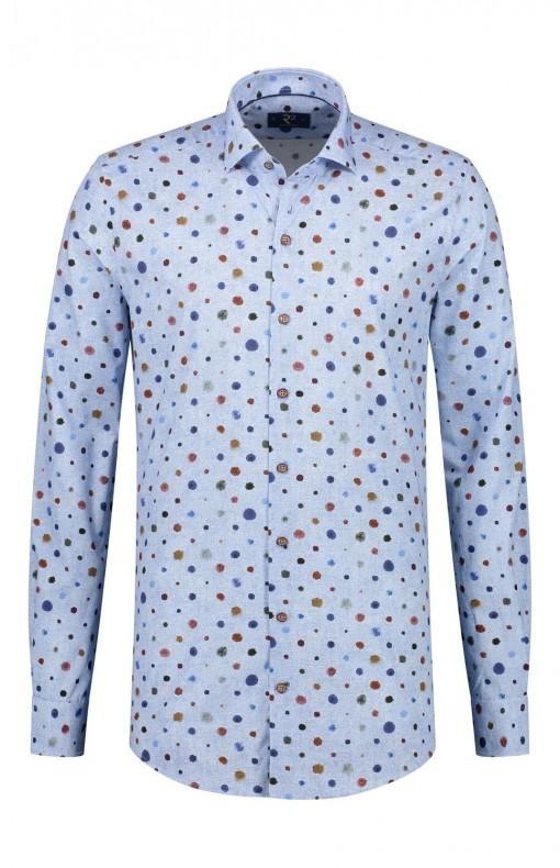 R2 Overhemd - Blue Birds