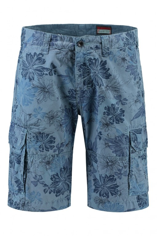 Paddocks Jeans Bermuda - Blue