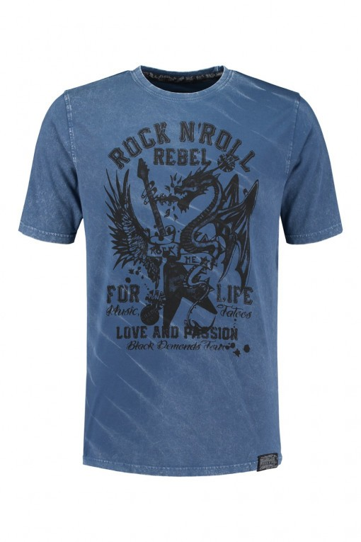 Kitaro T-Shirt - Rock n Roll Rebel
