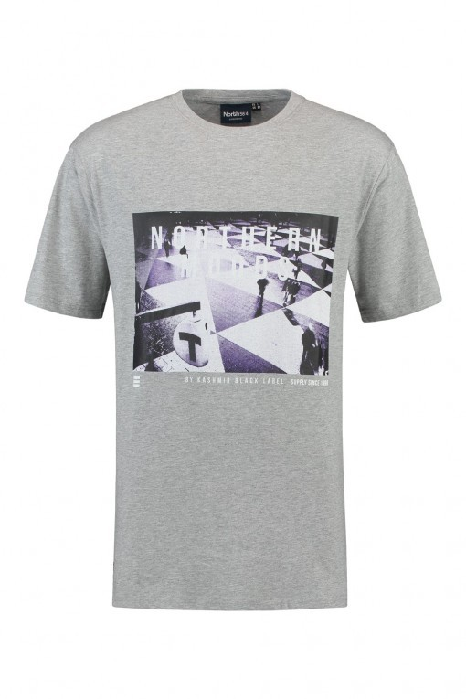 North 56˚4 T-Shirt - Grey