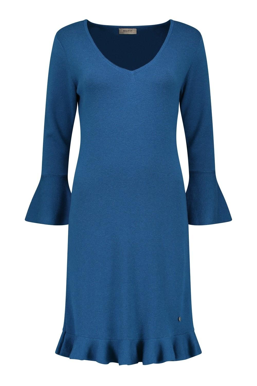 Malvin - Kleid blau