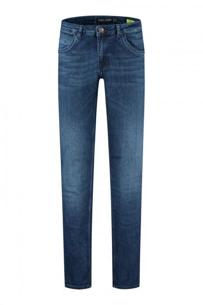 Cars Jeans Bedford - Dark Used