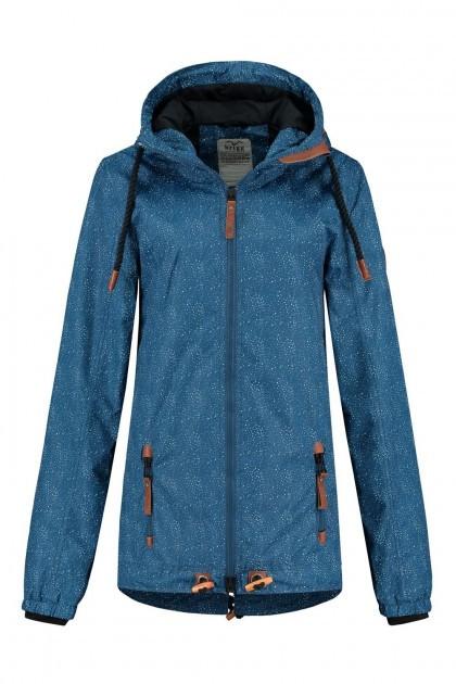 Brigg Softshell Jack - Marineblauw
