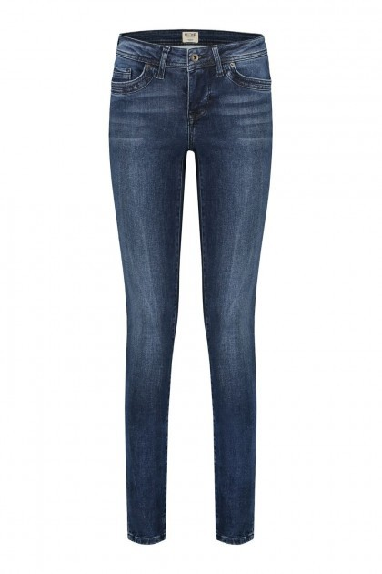 Mustang Jeans Jasmin Jeggings - Denim