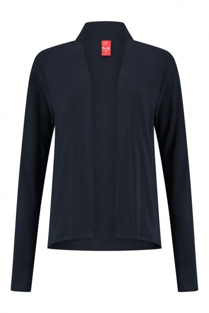 Only M - Vest Disco Blauw