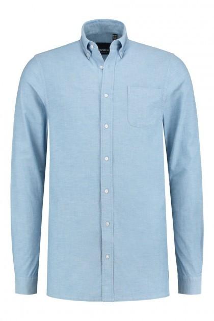 Replika Jeans Denim Overhemd ruit