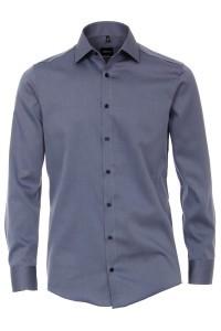 Venti Modern Fit Hemd - Blau