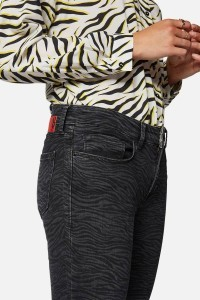 Mavi Jeans Adriana - Smoke Zebra Punk