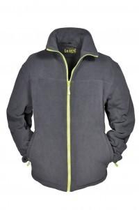 Brigg Fleece Jacke – Grau