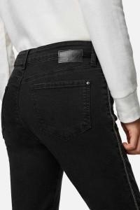 Mavi Jeans Nicole - Smoke Embellished