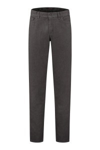Alberto Jeans Pipe - Micro Check Grey
