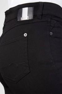 MAC Jeans Angela - Black Black