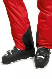 Maier Sports - Anton 2 Ski Hosen Rot Länge 38