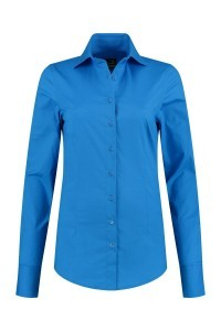 Sequoia - Basic Bluse Blau