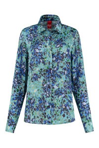 Only M - Bluse Gabbiano Blue