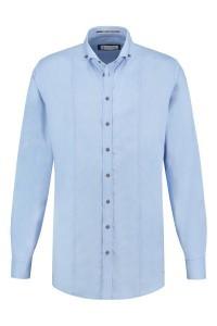 Blue Crane Tailored Fit Hemd - Hellblau