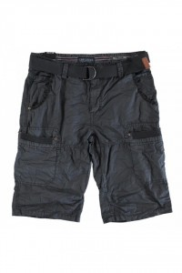 Cars Jeans Shorts - Handle Anthrazit
