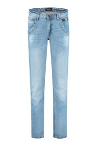 Cars Jeans Rocker - Stonewashed Blue Used