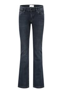 Cross Jeans Laura - Dark Blue - Lengtemaat 36