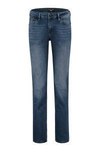 Cross Jeans Rose - Dark Blue Used - Lengtemaat 36