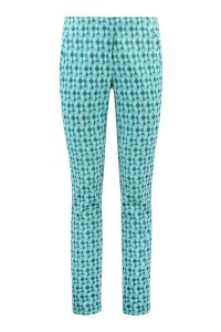 Corel Hosen Evie - Green Check