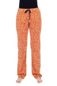 We Love Long Legs - Pyjamahosen Autumn Dream Orange