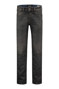 Mavi Jeans Jake - Black Used Coated
