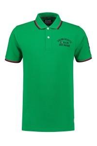 Kitaro Poloshirt - Grün