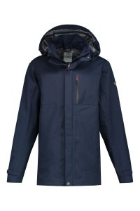 Brigg Functional Jacket - Navy