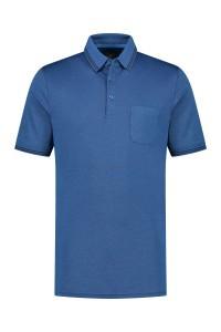 Kitaro Poloshirt - Basic Blue