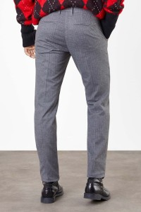 MAC Jeans - Lennox Grey Herringbone
