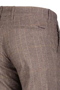 MAC Jeans - Lennox Dark Taupe Check