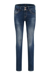 LTB Jeans Molly High Waist - Adran Wash