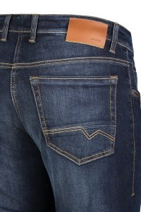 MAC Jeans - Arne Pipe Dark Blue Authentic