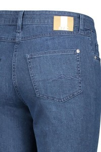 MAC Jeans Melanie - Mid Blue Basic Wash
