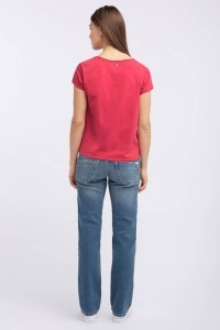 Mustang Jeans Sissy Straight - Blue Used