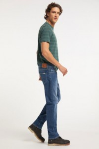 Mustang Jeans Oregon Tapered - Blue Used