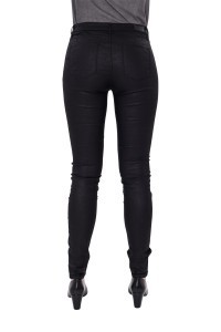 Cross Jeans Alan - Black Coated Stretch