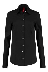 Only M - Blouse Basic Schwarz