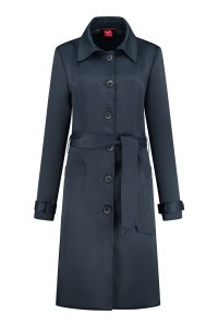 Only M Trenchcoat - Dolce Navy